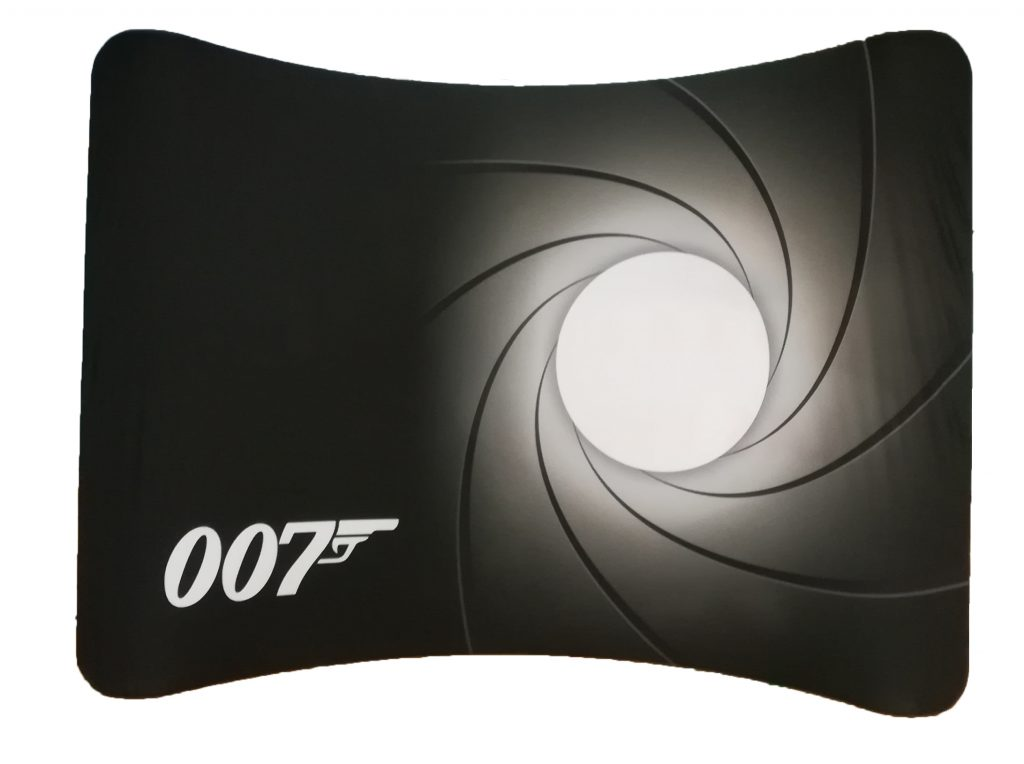 James Bond Theming