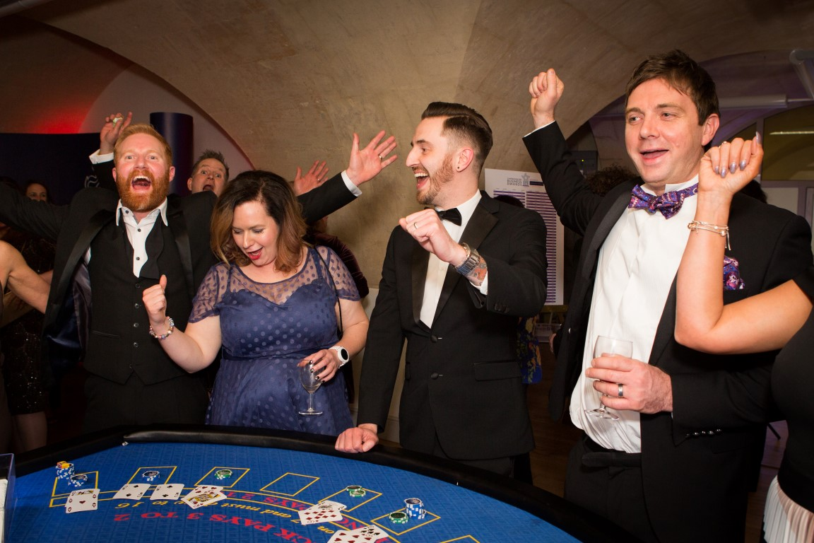 Corporate Casino Hire in Chippenham
