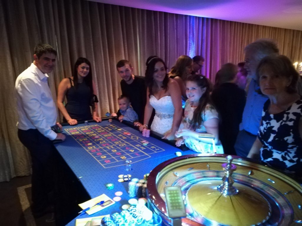 casino Wedding Hire