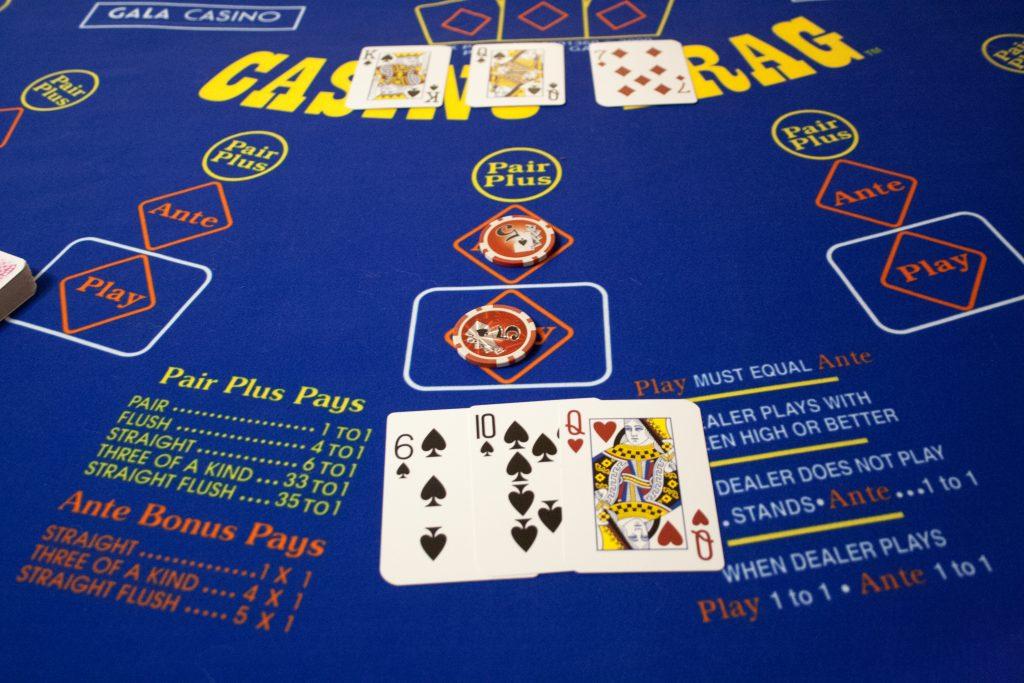 Casino Brag