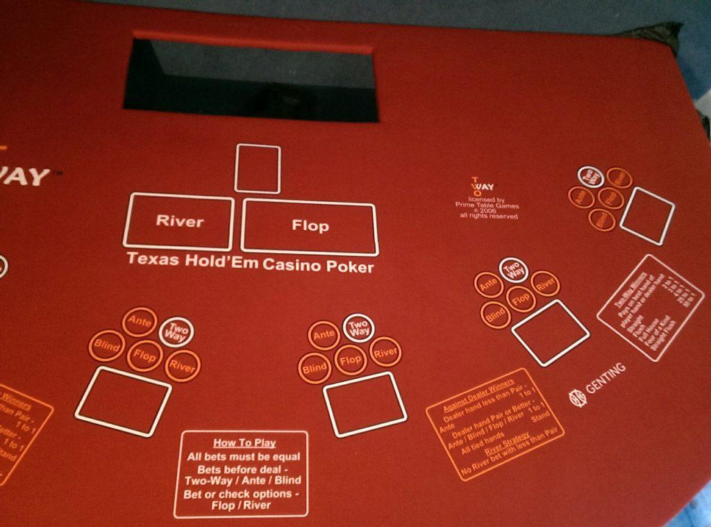 Casino Texas Hold Em